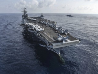 Second jet from USS Ronald Reagan crashes in less than a month