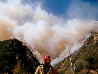 Interior Secretary Zinke blames 'radical' environmentalists for contributing to wildfires