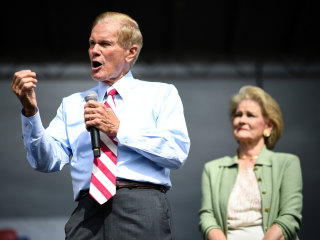 Nelson charges Scott is undermining Florida election, demands recusal from recount