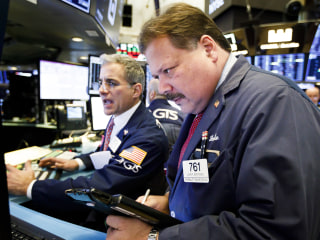 Dow plunges by more than 600 points in massive market sell-off