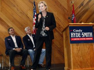 Mississippi GOP Sen. Cindy Hyde-Smith mum on 'public hanging' remark