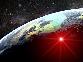 Interstellar 'porch light' just might help us find space aliens