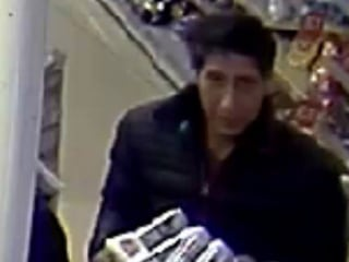 David Schwimmer's 'Friends' lookalike thief busted by British police