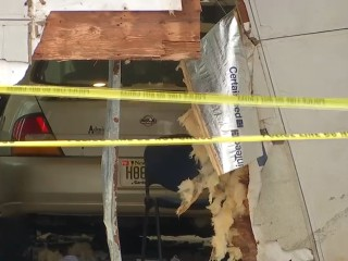 Car crashes into Social Security building in New Jersey, injuring up to 20
