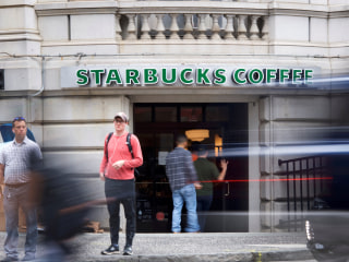 Starbucks axing 5 percent of its corporate workforce
