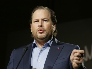 Salesforce's Marc Benioff says it's time for tech to change