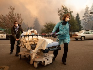 Paradise Fire survivors say warnings were too little, too late