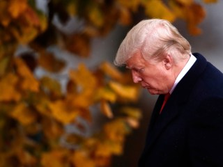 Trump admits he should have gone to Arlington to pay respects on Veterans Day