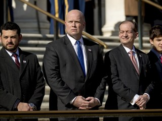 Justice Department defends Whitaker appointment as acting attorney general