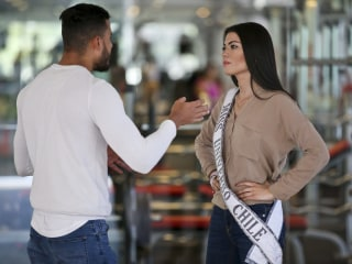 Miss Chile is Venezuelan? Beauty queens leave Venezuela for better future