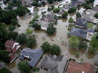 Houston skyscrapers may have worsened Hurricane Harvey rain