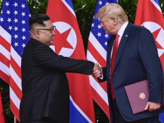 Second Trump-Kim summit to go ahead without list of nuclear North Korean weapons, Pence says