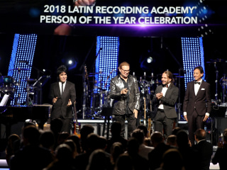Mexican rock group Maná is Latin Grammys' 'Person of the Year'