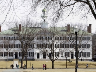 Dartmouth students claim in lawsuit professors sexually abused them in toxic 'Animal House' culture