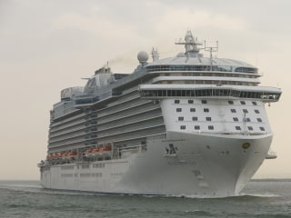 Family of woman found dead on Princess Cruises ship says she 'knew something was going to happen'