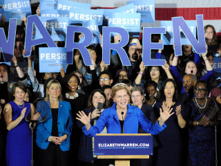 Elizabeth Warren's ethics bill is moving to the House. Does the new Democratic Congress want it?