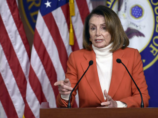 Pelosi's critics have the fight but do they have the votes to defeat her?