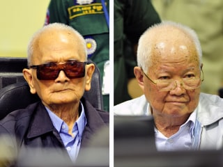 Last Khmer Rouge leaders found guilty of genocide, get life terms