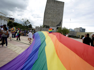 'Love will prevail': Costa Rica's same-sex couples can marry in 2020