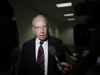 Chuck Grassley opts to cede Judiciary Committee chairmanship