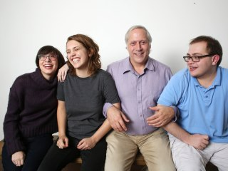 From sperm donor to 'Dad': When strangers with shared DNA become a family