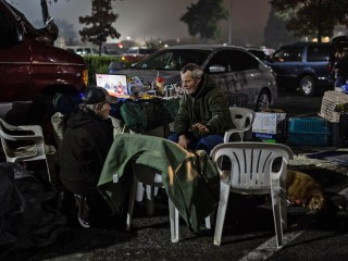 'Where's everybody going to go?' Survivors of California's Camp Fire struggle to find housing
