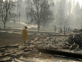 Number of dead in Northern California wildfire grows to 76