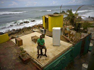 Rising sea levels from climate change threatens Puerto Rico's infrastructure, report states