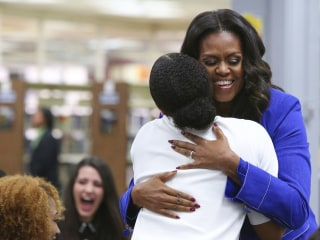 Michelle Obama's European book tour highlights her global appeal