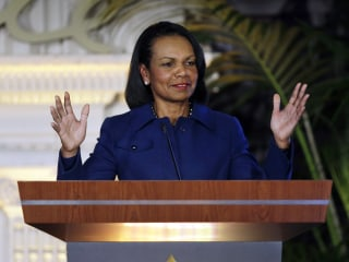 Condoleezza Rice: I want to see women coaching in NFL, but I'm not ready