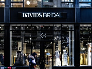 David's Bridal files for bankruptcy, but orders won't be affected