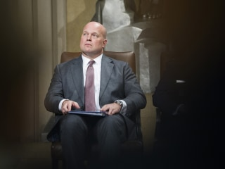 Trump appointee Whitaker opposed for attorney general role by over 400 ex-Justice Department employees
