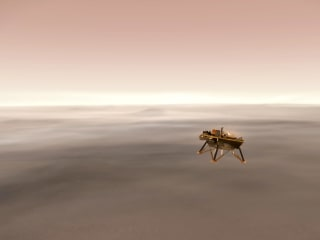 NASA's Mars InSight lander set for nail-biting touchdown on the red planet