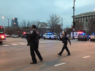 Police officer, 2 staffers killed in shooting at Mercy Hospital in Chicago, gunman also dead