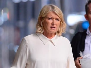 Martha Stewart took her first Uber ride — and hated it
