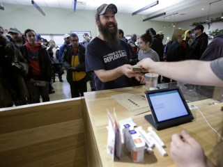 Massachusetts to make history as first legal marijuana shops on East Coast set to open Tuesday
