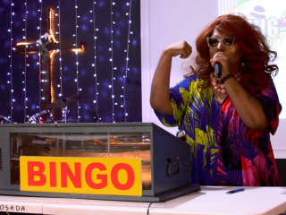 Border 'Bling-O'': Drag queens, churches and activists raise money for migrants, asylum seekers
