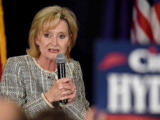 Walmart withdraws donations to Cindy Hyde-Smith after criticism