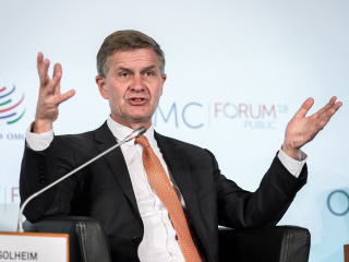 U.N. environment chief Erik Solheim resigns over $500K travel expense report