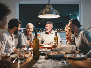 How to get along (better) with your in-laws this week