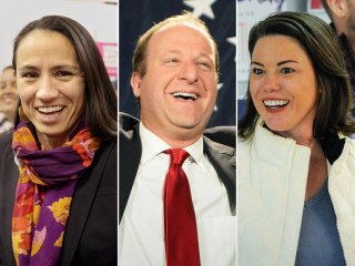 LGBTQ candidates had 57 percent success rate on Election Day, report finds