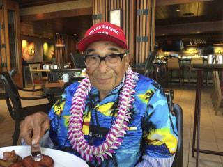 Oldest U.S. military survivor of Pearl Harbor dies at age 106