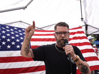 Proud Boys founder distancing himself from 'extremist' organization