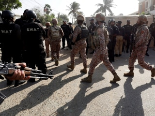 Chinese Consulate in Karachi attacked by Baluchistan separatists