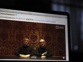 Dolce & Gabbana fiasco shows importance, risks of China market