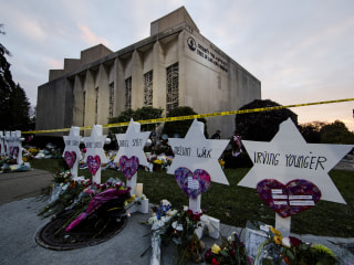 Extremist reported by family after synagogue massacre pleads guilty to gun charge