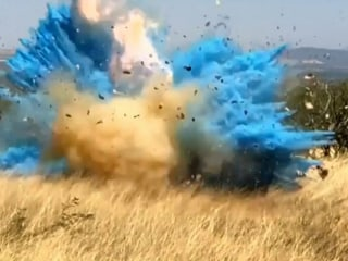 U.S. Forest Service releases video of Arizona gender reveal that sparked $8 million Sawmill Fire