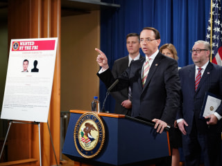 Two Iranians charged in ransomware 'extortion plot' against U.S. cities, hospitals