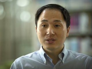 China says Dr. He Jiankui behind gene-edited babies acted on his own