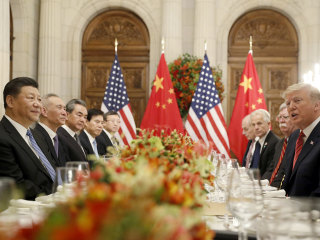 Chinese government issues vague statement about that 90-day trade talk deadline